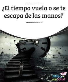 ¿El #tiempo vuela o se te escapa de las manos?  En lugar de dejar que el tiempo pase como si nada aprende a #vivir cada momento de forma #consciente y a aprovechar el presente, sin preocuparte del pasado ni el #futuro #HábitosSaludables