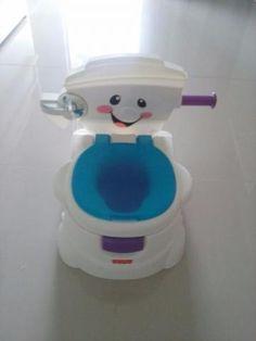 Sanitário Infantil Fisher Price