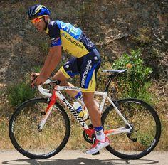 Alberto Contador - Saxobank Tinkoff