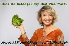 Wondering if the #CabbageSoupDiet actually works? Click the link to the right to find out my experience with it: http://www.bestwomensworkoutreviews.com/does-the-cabbage-soup-diet-plan-work