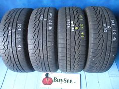 GOMME USATE TERMICHE 205/55 R16 NOKIAN   WRG2 INVERNALI -W726