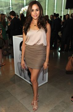 Meghan Markle (Rachel on Suits) my boyfriend says she is the sexiest woman alive... thanks dear.