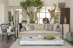Designer Scott Shrader has built a house that defines timeless comfort and calm. http://www.veranda.com/outdoor-garden/west-hollywood-home-scott-shrader-design#slide-1…