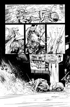Preview: Tokyo Ghost #1, Page 3 of 5 - Comic Book Resources