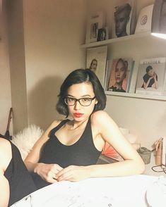いいね!3,806件、コメント53件 ― Junko Katoh | 加藤 ジュンコさん(@_katojun_)のInstagramアカウント: 「Instagramただいま〜 ずいぶん久しぶり  RMKのYouTubeにちょっと出てるのでよかったらチェックして下さいー  #eyewear #杉本圭 #👓 #メガネ新しいよ」