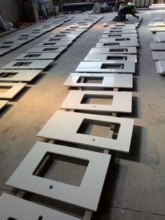 White Countertops, Quartz Countertops, Kitchen Countertops, Quartz Slab, Xiamen, Super White, Kitchen Tops, White Quartz, Pure Products