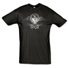 Camiseta SPQR.
