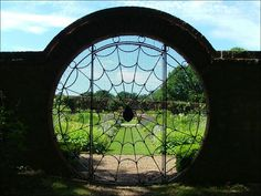 Image detail for -Spider Garden Gate