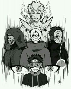 obito growing and slowly becoming more and more fucked up Anime Naruto, Naruto Art, Otaku Anime, Manga Anime, Itachi Uchiha, Naruto Shippuden Sasuke, Boruto, Kakashi, Naruto Shippuden Online