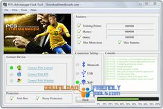 PES Club Manager Hack Tool 2016 No Survey Android/iOS Free Download http://www.downloadfriendlytools.com/pes-club-manager-hack-tool-2016-no-survey/