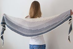 Ravelry: Color Your Shawl pattern by Suvi Simola