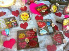 San Valentín 2016 en La Galletería de Tastery