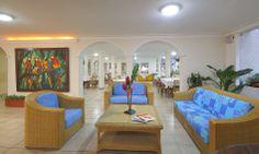 Sala de star  del Hotel Playa Club Cartagena