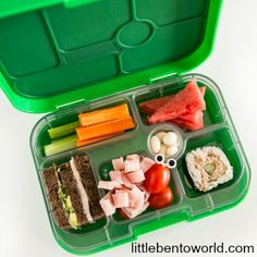 Top 10 lunchbox tips for back to school rush