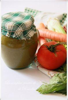Le semplici ricette di Nonna Papera: DADO VEGETALE