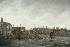 belfast riots 1974 | BBC - Your Paintings - Street Patrol, Belfast