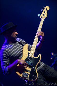 Photo live de Marcus Miller - Silo - Marseille - 18-10-2012