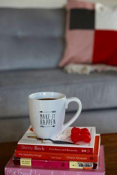 Make It Happen ceramic mug... http://btlshoppe.com/collections/killer-coffee-mugs/products/ceramic-mug-make-it-happen-coffee-mug