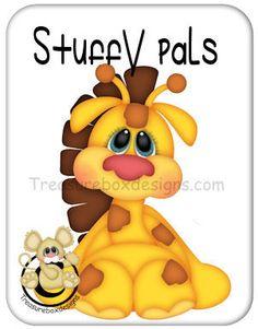 Stuffy Pals NEW Page 2