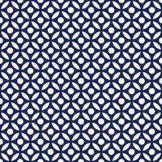 Seamless porcelain indigo blue and white arabic round pattern vector Pixerstick Wall Mural ✓ Easy Installation ✓ 365 Day Money Back Guarantee ✓ Browse other patterns from this collection!