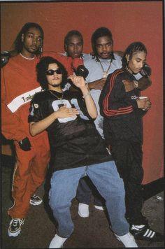 Bone Thugs N Harmony - Bizzy Bone, Flesh-n-Bone, Krayzie Bone, Wish Bone & Layzie Bone.