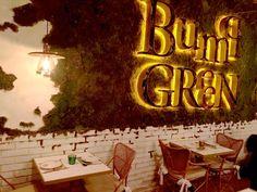 DE MI MANO by b4living: Bump Green
