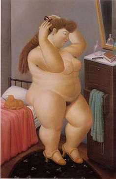 Fernando Botero Venus 1989 oil painting for sale; Select your favorite Fernando Botero Venus 1989 painting on canvas and frame at discount price. Diego Rivera, Frida Diego, Plus Size Art, Mexico Art, San Fernando, Fat Women, Poses, Canvas Artwork, Art Reproductions