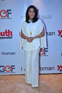 Reshma Merchant at the I Am Woman event