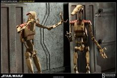 Star Wars Security Droid Sixth Scale Figure Details Posted 5