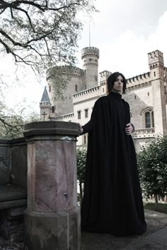 Severus Snape - Harry Potter - le yay, cosplay