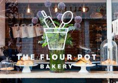 The Flour Pot Bakery - brand identity | filthymedia