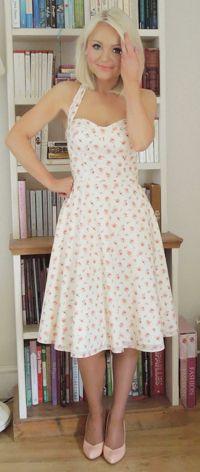 Liberty Rosa Pin-Up Party Dress