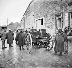 Verdun et ses environs après la reconquête française. – ECPAD