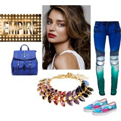 A fashion look from March 2015 featuring ribbed jeans, blue flat shoes and day pack backpack. Browse and shop related looks. Jewellery, Bracelets, Fun, Image, Color, Jewels, Jewelry Shop, Schmuck, Bracelet