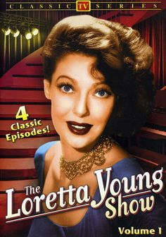 In 1954, acclaimed film actress Loretta Young struck out alone with her own TV show. Each episode saw Young starring in a dramatic series of events, which explored various pertinent themes of the day.