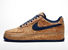 nikeid air force 1 cork.