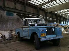 Landrover 109 2A truck Land Rover Defender 110, Landrover Defender, Car In The World, My Ride, Range Rover, Landing, 4x4, Monster Trucks, Land Rovers