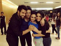Two amazing couples! AshVik with HimRuta! credit AshaNegi7 on Twitter Tv Actors, Actors & Actresses, Celebs, Celebrities, Dream Big, Couple Goals, Cute Couples, Bollywood, Fans