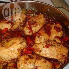 Balsamic and herb chicken @ allrecipes.co.uk