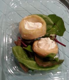stuffed artichokes with herb cheese: fresh diet