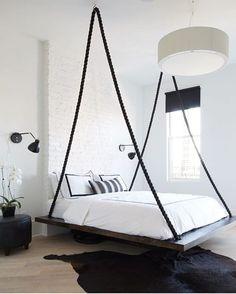 cama colgante