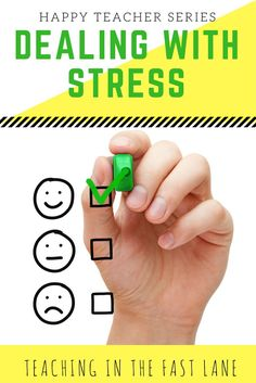 Teaching is stressfu