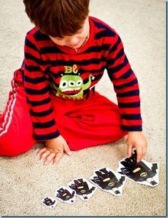 Batman Preschool Learning Pack