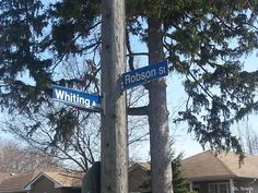 By Lisa Terech, Community Engagement The other afternoon, I had to stop by the head office for the Central Lake Ontario Conservation Authority. It is conveniently close to the Museum, a mere two k… Street Names, Wonderful Places, Conservation, Ontario, Past, Museum, Community, History, City