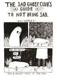 Sad Ghost Club Handbook, coming soon.