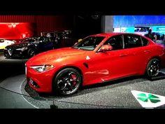 Lo strano caso dell'Alfa Romeo Giulia