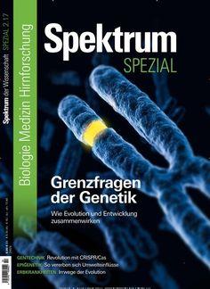 Grenzfragen der #Genetik - Wie #Evolution und #Entwicklung zusammenwirken Jetzt in @spektrum_de: #Biologie #Gene
