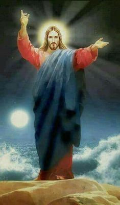JESUS CHRIST FOREVER AND EVER. AMEN!