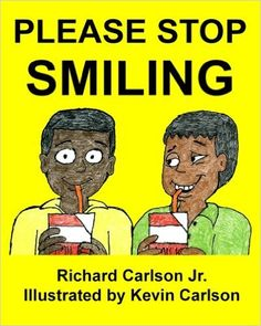 Please Stop Smiling - Story about Schizophrenia and Mental Illness for Children.     The author has paranoid schizophrenia and obsessive-compulsive disorder. Wanting to educate youngsters about his widely misunderstood and wrongfully feared illness, Richard wrote Please Stop Smiling, which helps erase the stigma associated with severe mental illness.