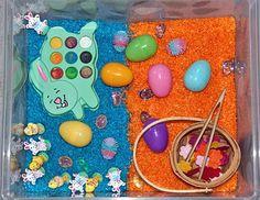 Easter Sensory Table